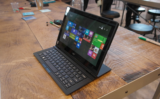 Acer Aspire Switch 12 convertible