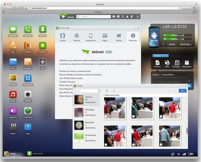 AirDroid Apple