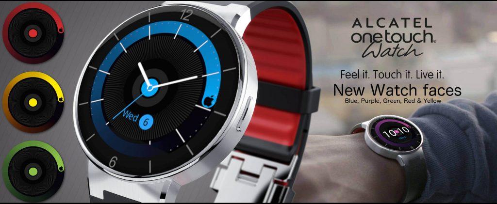 Alcatel smartwatch OneTouch Watch