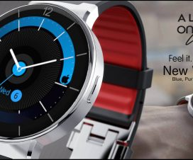 Alcatel smartwatch OneTouch Watch