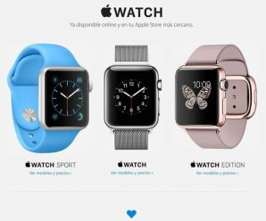 Apple Watch Espana