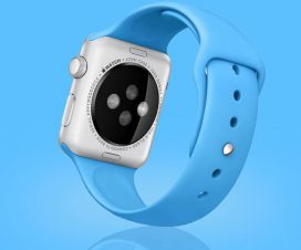 Apple Watch posterior