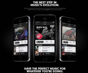 Beats Music Web