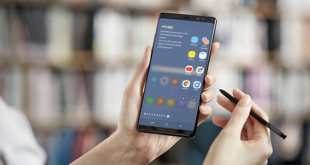 Galaxy Note8 precio