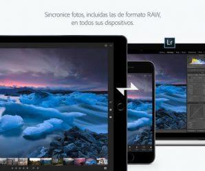 Lightroom para iPad