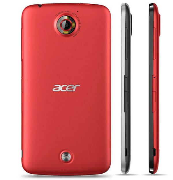 Nuevo Acer Liquid s2