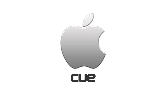 apple cue