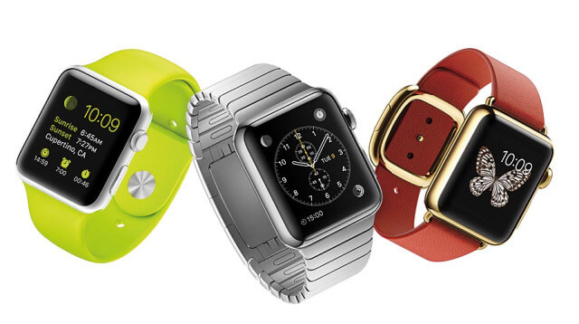 apple watch presentacion