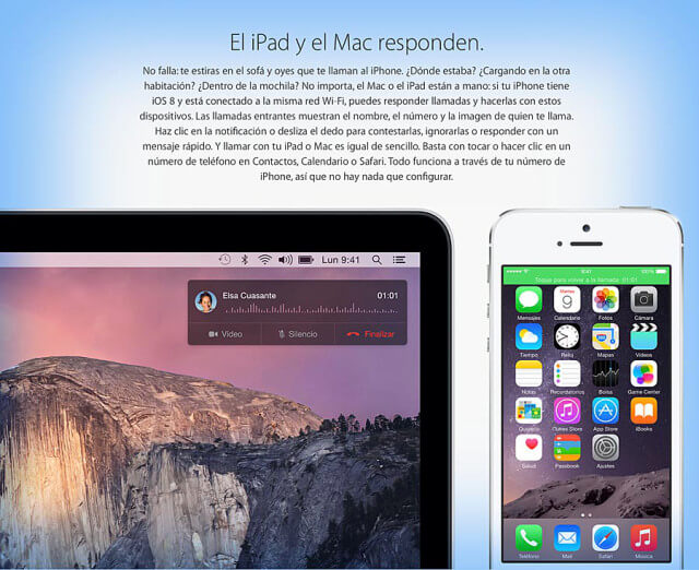 iOS-8-Continuidad