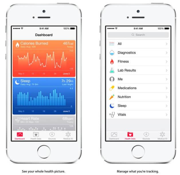 iOS-8-Health