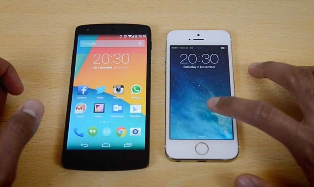 iPhone-5S-vs-Nexus-5