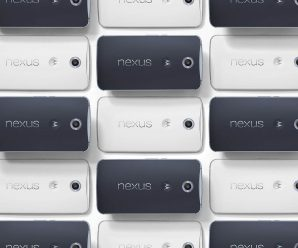 lector de huella del Nexus 6