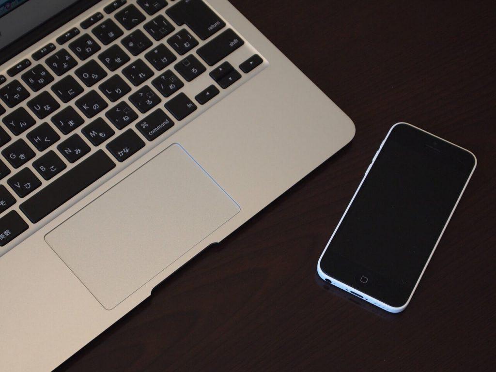 mesa iphone 5C