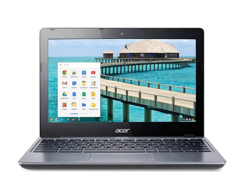 portatil Acer C270
