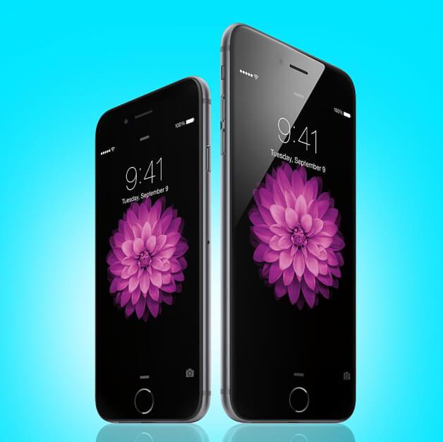 presentacion iPhones-6
