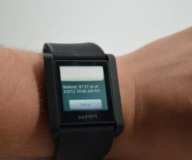smartwatch wimm 4
