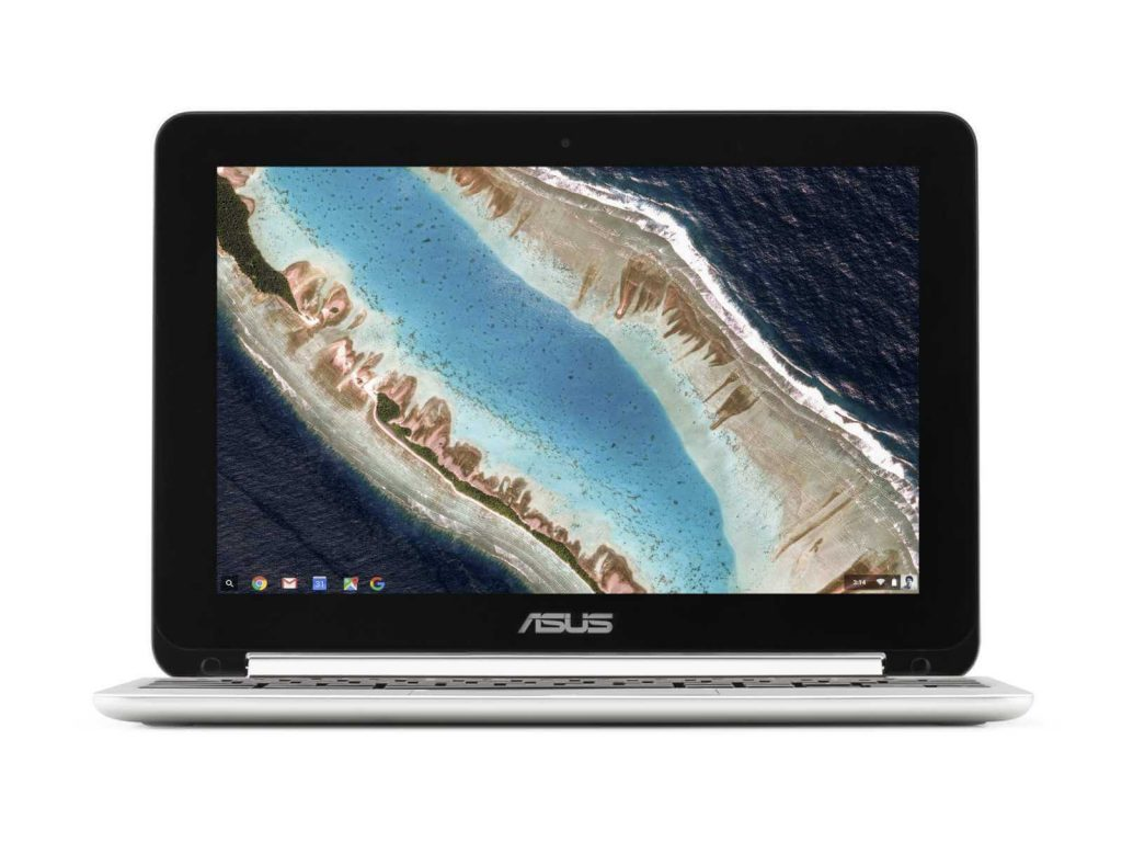 Asus Chromebook10 silver