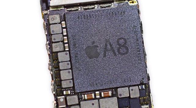 Despiece iPhone 6