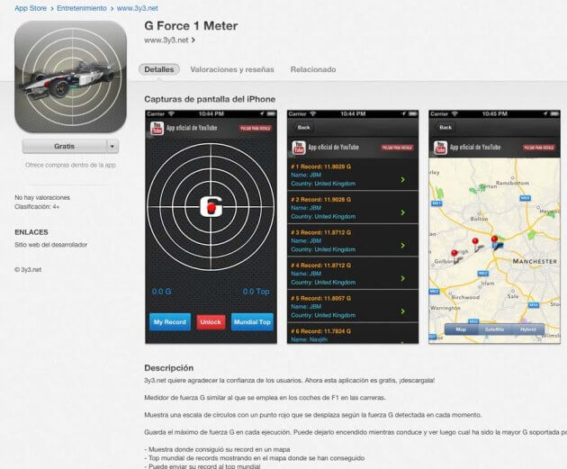 GForce-meter-iOS