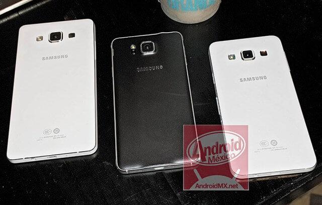 Gama Galaxy Alpha-A5-A3-A7