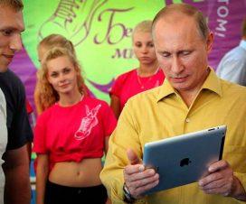 Putin-con-iPad-Apple-2013