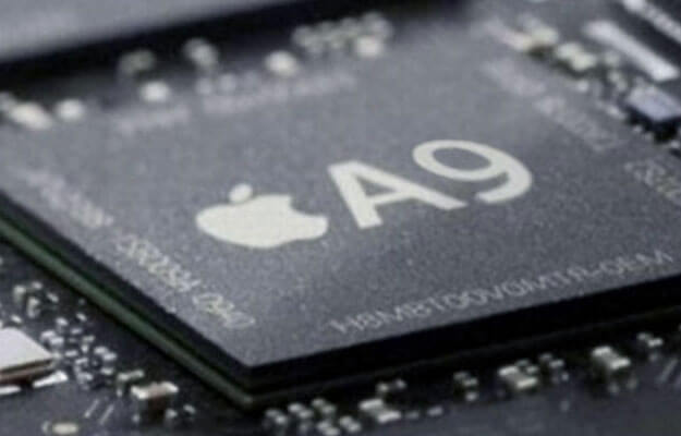 a9 procesador apple