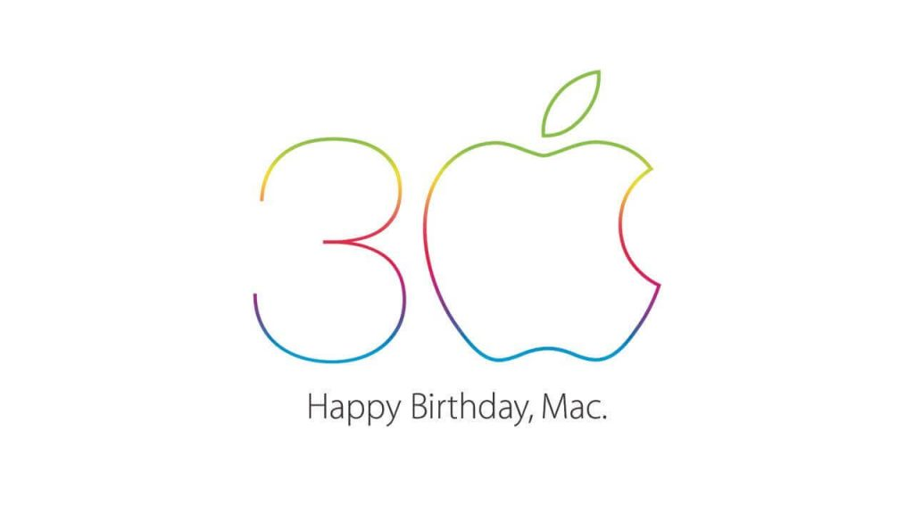 apple 30 aniversario