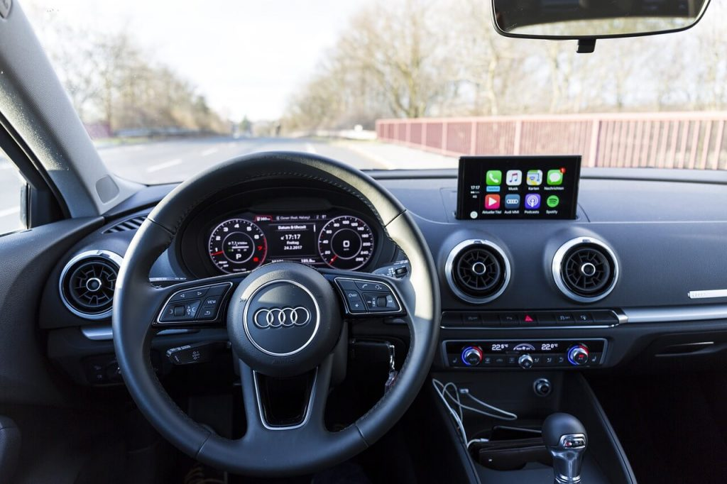 audi-a3 carplay