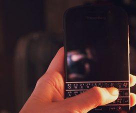 blackberry inyeccion