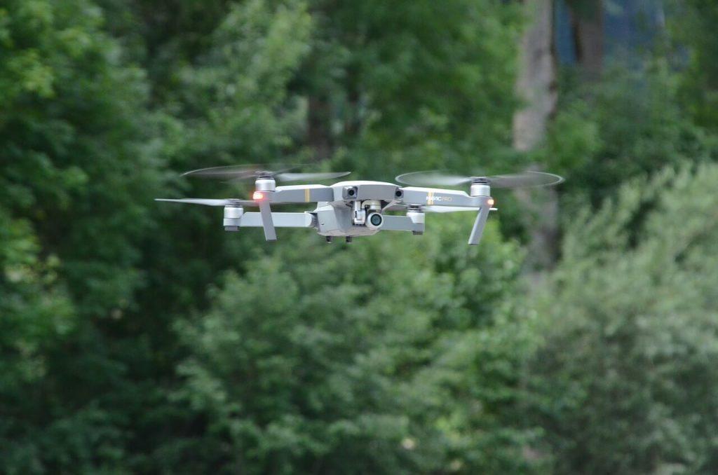 carnet de drone