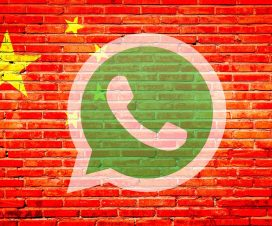 china prohibe whatsapp