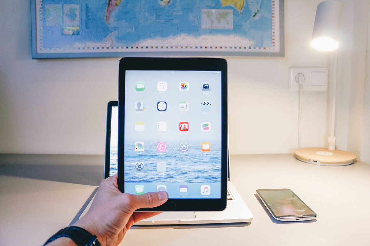 ipad office