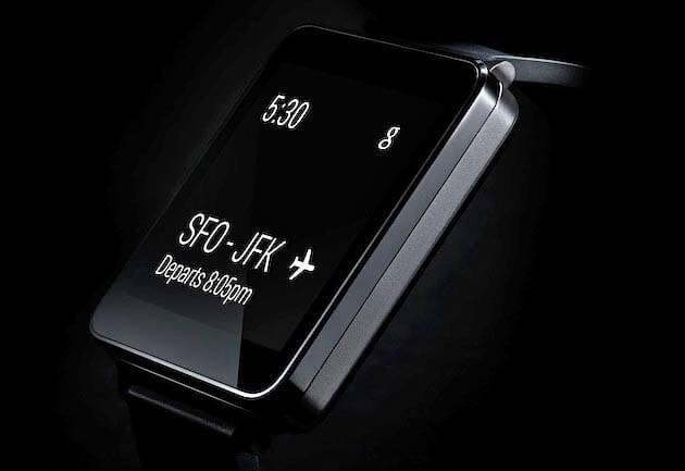 lg watch