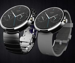 moto android wear