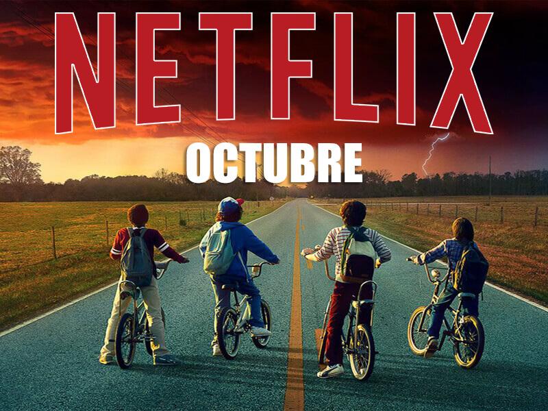 netflix -octubre 2017