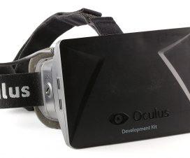 oculus rift kit desarrollador