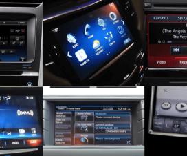 pantallas tactil coche