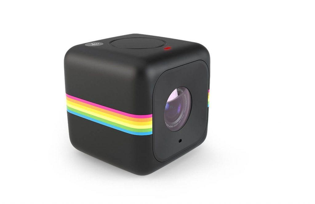 polaroid camara cube +