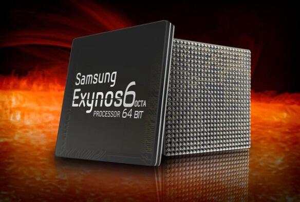 samsung exynos 64 bits