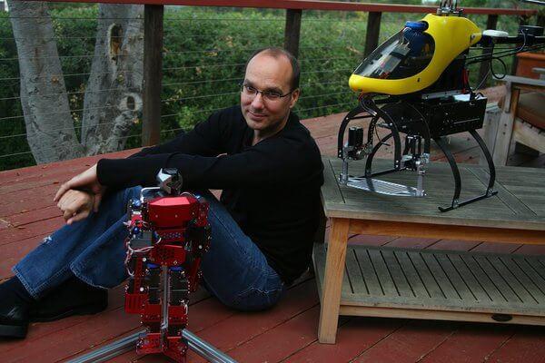 Andy Rubin Robots