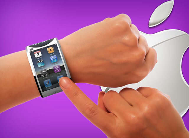 Apertura iWatch registro