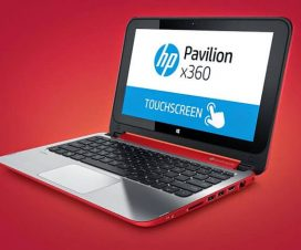 HP Pavilion x360 portatil