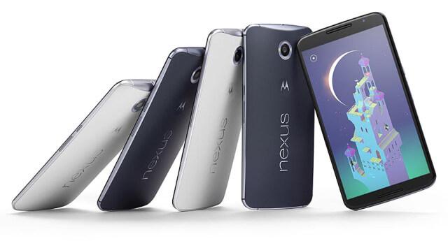Nexus 6-fila