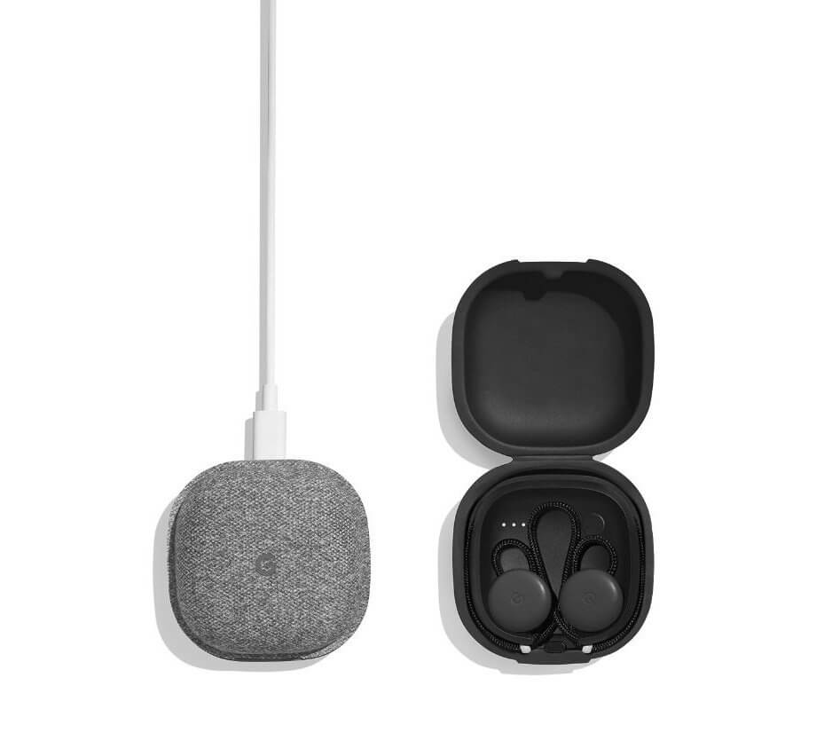 auriculares pixel buds