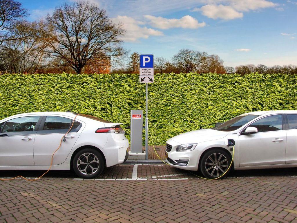 coche electrico carga