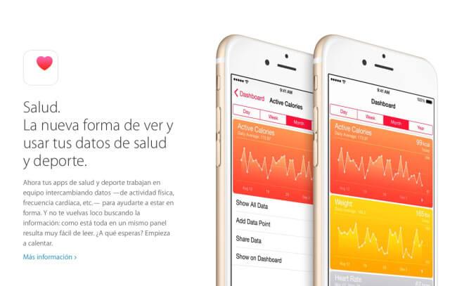 iOS-8-Salud
