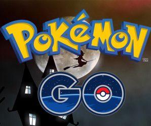 pokemon go halloweens