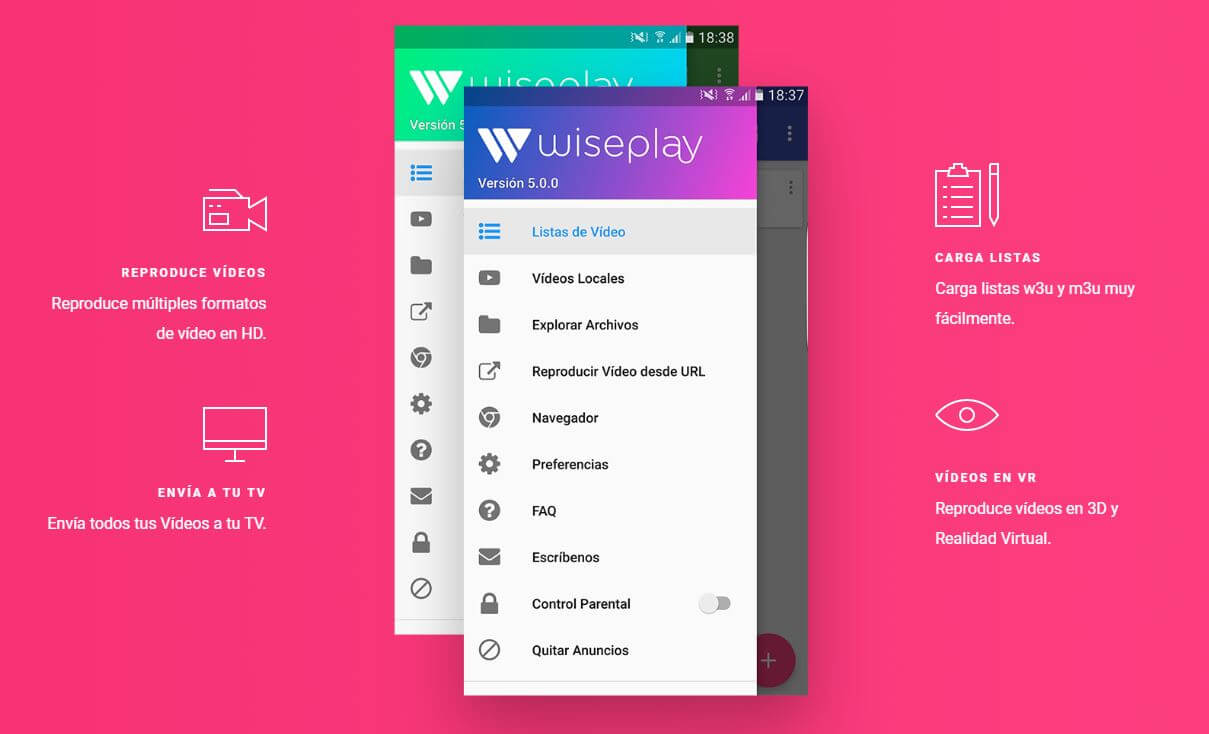 wiseplay listas 1