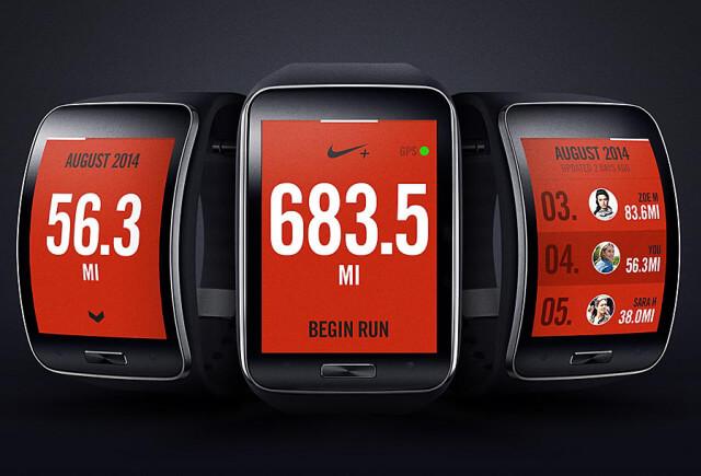 Nike-Running Samsung-Gear-1
