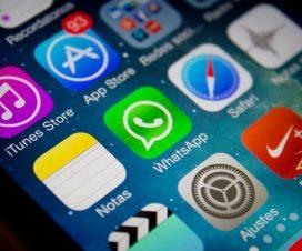 Whatsapp en escritorio iPhone